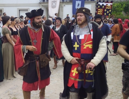 Monção/Feira Medieval: Câmara já pede nova edição em 2017 - Presidente ficou 'impressionado'