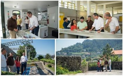 Melgaço: Executivo visitou Vila e Roussas - Manoel Batista inteirou-se do andamento de obras