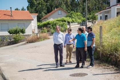 Melgaço: Executivo Municipal visitou freguesia de Alvaredo