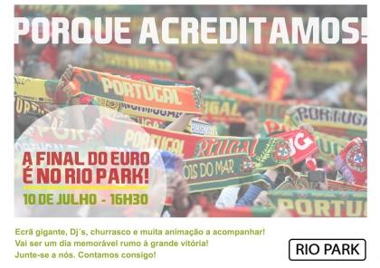 Monção: Rio Park espera 10 mil pessoas para assistir à final