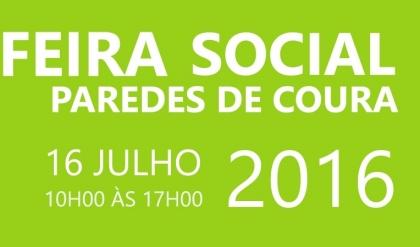 Paredes de Coura: Largo Visconde de Mozelos acolhe Feira Social no próximo sábado