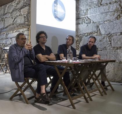 Melgaço: Festival 'Filmes do Homem' foi apresentado no Porto