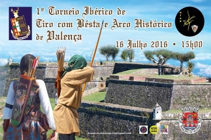 Valença recebe Torneio de Besta e Arco Histórico no próximo sábado