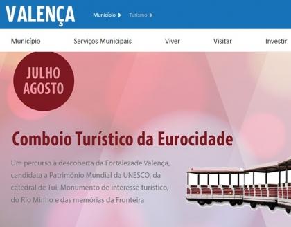 Valença: Novo site municipal apresenta-se com 'espaço inovador