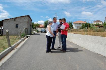 Monção: Executivo Municipal visitou freguesias de Mazedo e Cortes