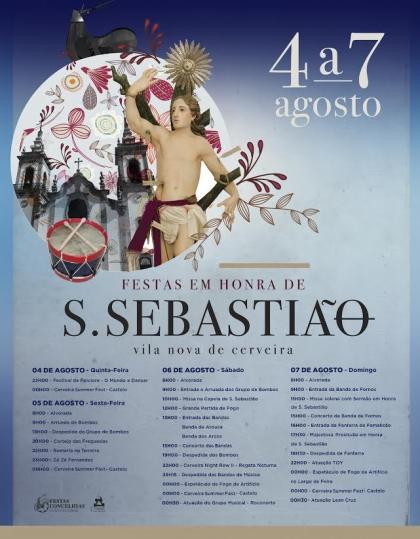 Cerveira: Festas do Concelho começam esta quinta-feira