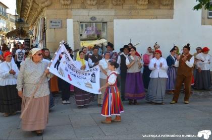 Valença: Fortaleza recebeu visita de Grupo Folclórico da Camacha/Madeira