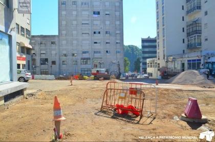 Valença: Largo Sport Clube Valenciano e zona da Lua de Mel objeto de intervenção