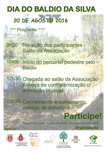 Valença: 'Dia do Baldio da Silva' realiza-se no próximo sábado