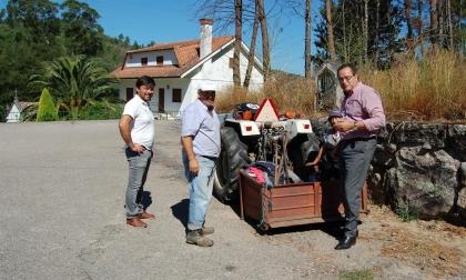 Monção: Presidente da Câmara visitou freguesia de Segude