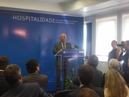 Melgaço: António Costa inaugurou nova Unidade de Cuidados Continuados