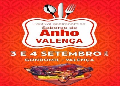 Valença/Gondomil: Festival Gastronómico 'Sabores do Anho' realiza-se a 3 e 4 de setembro