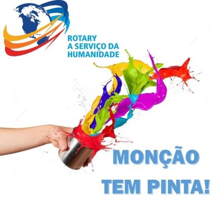 Monção: Rotary Clube promove iniciativa 'com pinta' este sábado