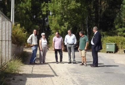 Monção: Presidente da Câmara visitou freguesia de Longos Vales