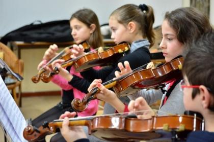 Paredes de Coura: Município aposta no ensino de música clássica da creche ao 9º ano