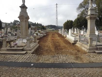 Monção: Cemitério municipal está a ser requalificado