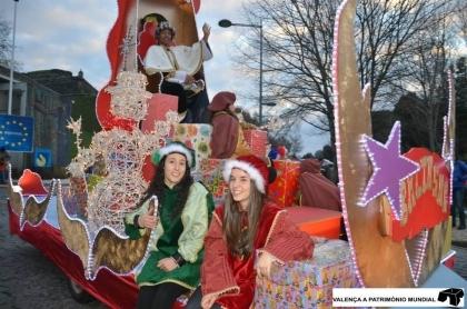 Valença: Cavalgata de Reis da Eurocidade realiza-se quinta-feira