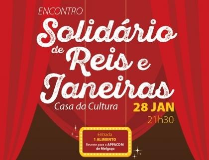 Melgaço: Econtro Solidário de Reis e Janeiras realiza-se no próximo sábado