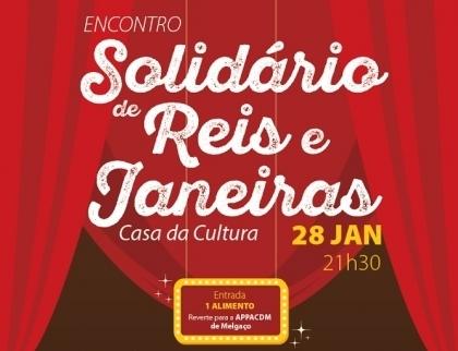 Melgaço: Econtro Solidário de Reis e Janeiras realiza-se este sábado