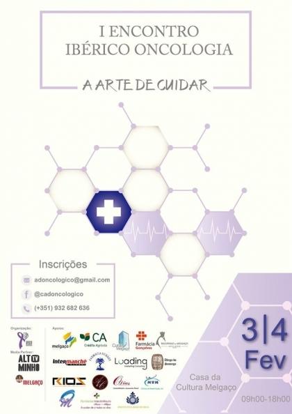 Melgaço: Casa da Cultura está a receber Encontro Ibérico de Oncologia