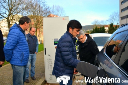 Valença: Posto de Carregamento de Carros Elétricos já entrou em funcionamento