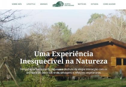 Paredes de Coura: Quinta das Águias já tem portal na internet