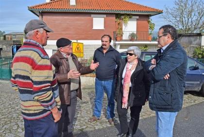 Monção/Barr. e Taias: Junta aposta na valorização rodoviária e melhoramento do abastecimento de água