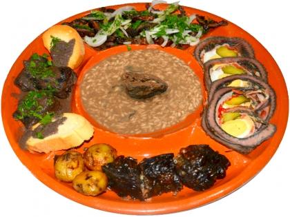 Valença: Cinco maneiras de saborear a lampreia... num só prato