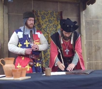 Monção: D. João I e o Duque de Lencastre vão jantar juntos em junho