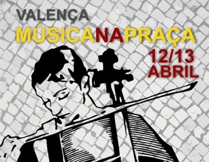 Valença: Academia de Música sai à rua nos próximos dias 12 e 13