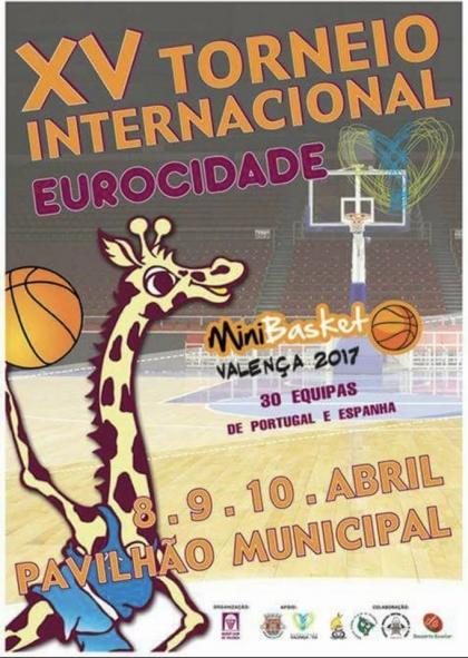 Valença: Pavilhão Municipal acolhe Torneio Internacional de MiniBasket no fim-de-semana