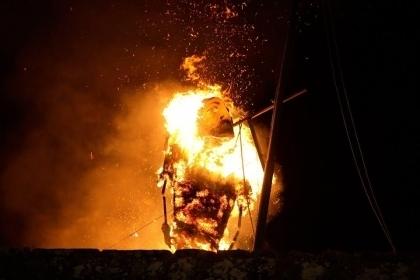 Cerveira: Centro histórico recebe «Queima do Judas» no dia 15 de abril