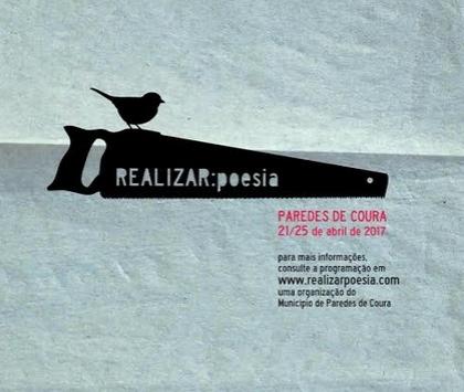 Paredes de Coura: «Realizar: Poesia» começa no próximo dia 21 de abril