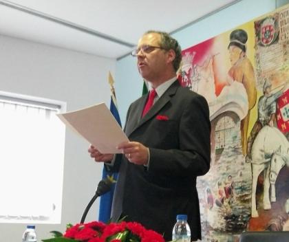 Melgaço: Presidente da Câmara mostrou «músculo» do Município em Dia da Liberdade