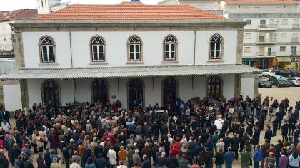 Monção: Multidão assistiu ao nascimento da nova sede da Banda Musical