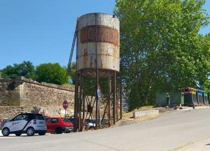 Monção: CDS defende preservação do depósito de água da antiga estação ferroviária
