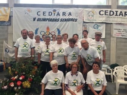 Cerveira: Utentes do CSP Campos conquistaram 2º lugar nas Olimpíadas Seniores