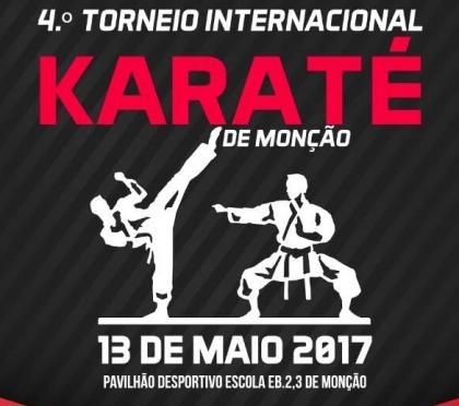 Monção: Pavilhão Municipal acolhe Torneio Internacional de Karaté no próximo sábado