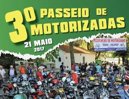 Valença/Taião: Associação de Motorizadas realiza Passeio no próximo dia 21