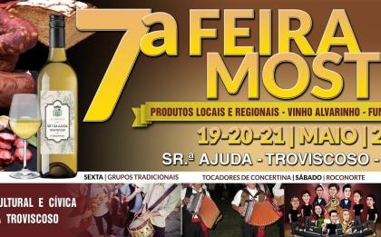 Monção: Troviscoso recebe Feira Mostra de Produtos Locais e Regionais este fim-de-semana