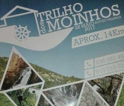 Valença: Boivão realiza «Trilho dos Moinhos» este domingo