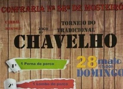 Valença/Mosteiró: Parque de Merendas recebe Torneio de Chavelho este domingo