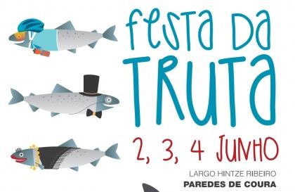 Paredes de Coura recebe Festa da Truta entre sexta-feira e domingo