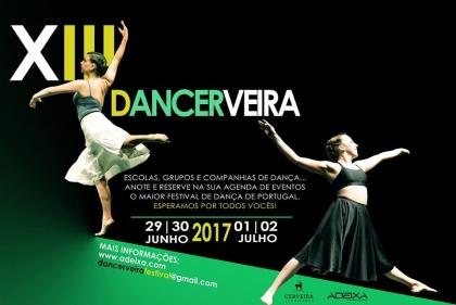 Cerveira: Festival Internacional de Dança realiza-se entre 29 de junho e 2 de julho