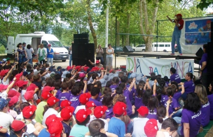 Monção: Parque das Caldas acolhe festa do Dia da Criança esta quinta e sexta-feira