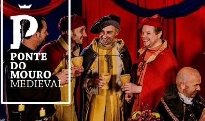 Monção: «Ponte do Mouro Medieval» começa esta sexta-feira - D.Duarte Pio esperado na abertura