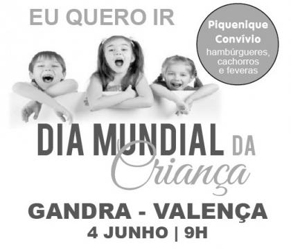 Valença: Gandra e Taião celebram Dia da Criança este domingo
