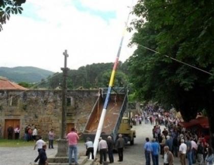 Monção: Longos Vales «levanta o pau» este domingo