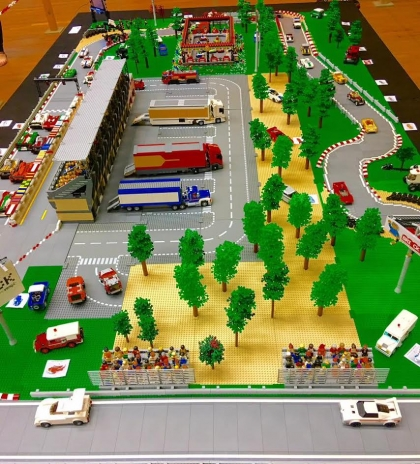 Legos: Igual a Paredes de Coura? Apenas Tóquio... e mesmo assim Coura ganha!
