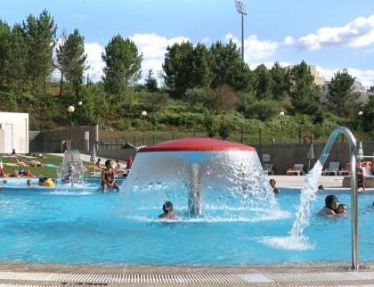 Melga o piscinas exteriores do centro de est gios reabrem no pr ximo s bado - Piscinas melgaco ...